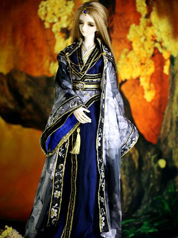 BJD Clothes Boy Ancient Sui...