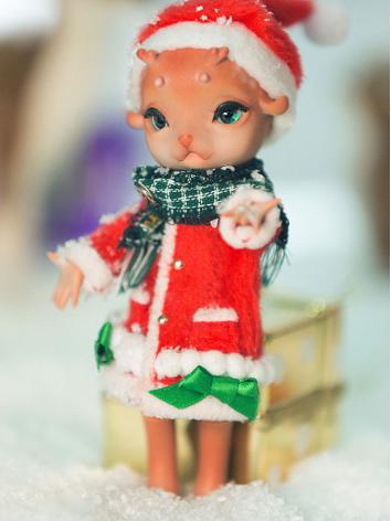 Ringdoll Christmas Event Doll Ming Gift Not Sold Seperatey Ball-jointed Doll