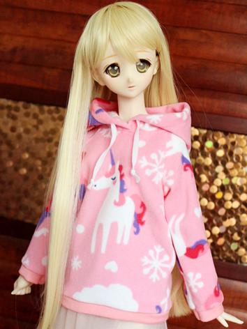 1/3 1/4 Clothes Girl Pink T...