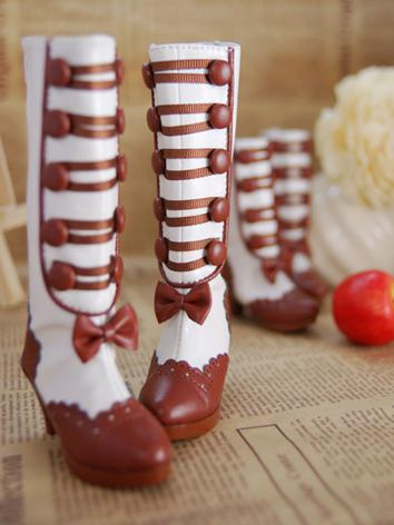 Bjd Shoes Girl Lolita Boots...