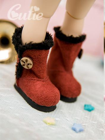 Bjd Shoes Girl/Boy Snowy Bo...