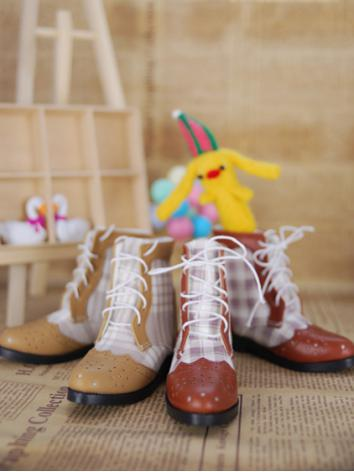 Bjd Shoes Boy Handsome Shoes for SD/70cm Size Ball-jointed Doll
