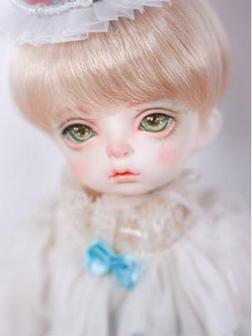 1/6 Wig Girl Gold Hair CDWG6-0010 for YSD Size Ball-jointed Doll