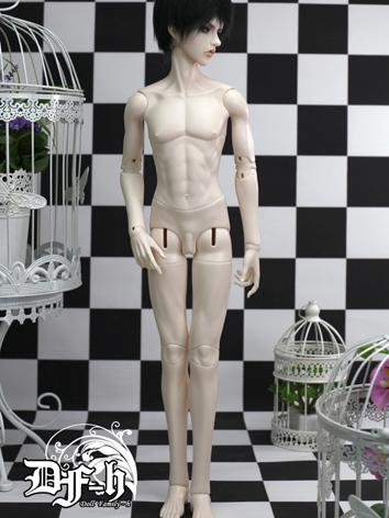 BJD Nude Body 61.5cm Boy Body Ball-jointed doll