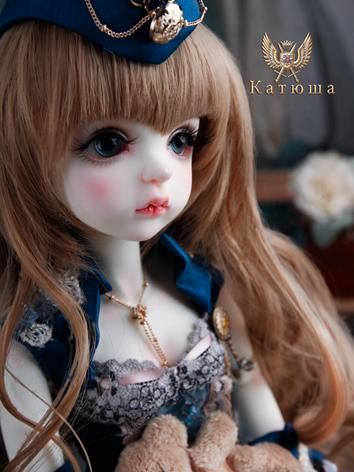 BJD Katyusha 44cm Girl Ball...