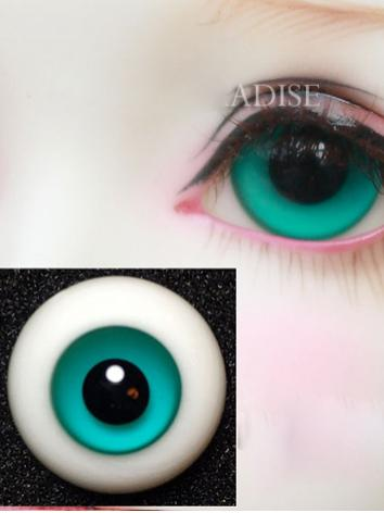 SALES BJD EYES 16MM Blue Eyeballs Black Iris Ball Jointed Doll