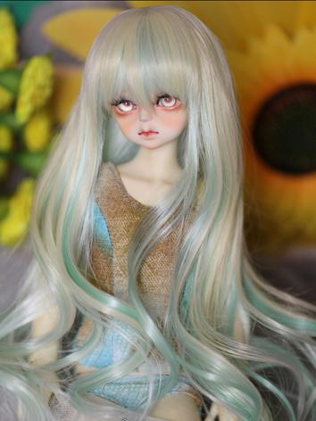 BJD Girl Mix Color Wig for ...