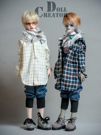BJD Girl Clothes 1/4 size G...