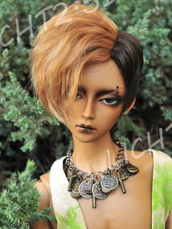 1/3 Wig Boy Yellow&Black Sh...