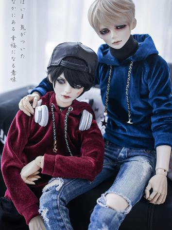 BJD Clothes Boy/Girl Sapphi...