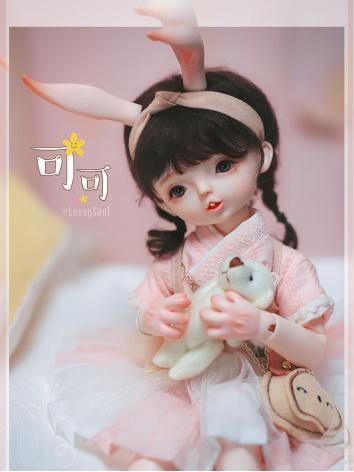 Bunny-CoCo 26cm Girl Boll-jointed doll