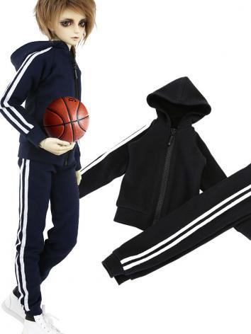 BJD Clothes Sports Suit for SD/70cm/MSD Ball-jointed Doll