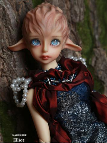BJD ELLIOT_YOUNG DOLL 46cm Girl Ball-jointed Doll