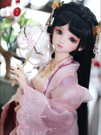 BJD Yingfei Girl 59cm Ball-...