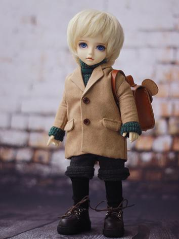 BJD Clothes Boy/Girl Overco...