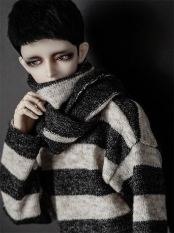 BJD Decoration Stripe Scarf...