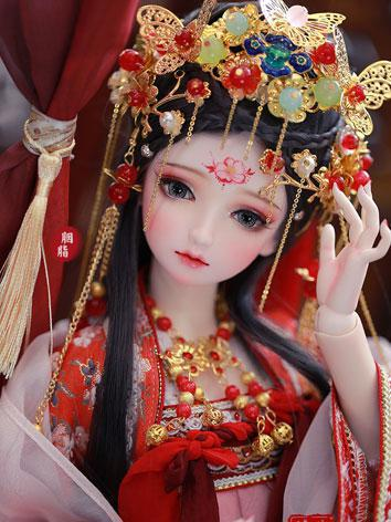 BJD Yanzhi 58cm Girl Ball-j...