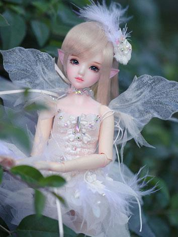 Limited Edition BJD mini ELF Sylph 27cm Girl Ball-Jointed Doll