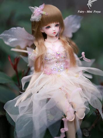 Limited Edition BJD mini ELF Freya 27cm Girl Ball-Jointed Doll