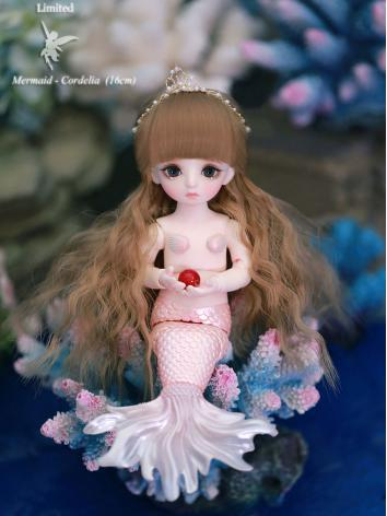 Limited Edition Merman-Cordelia 1/12 Ball-jointed Doll