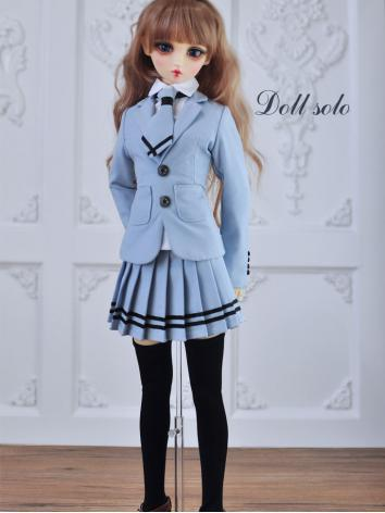 1/3 1/4 bjd Girl Dress Suit...