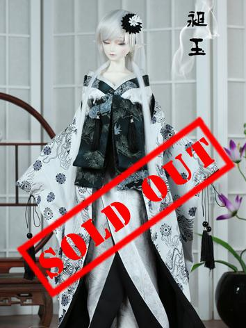 BJD Clothes Boy/Girl Kimono Set [Changyu] for 75cm/70cm/SD/MSD/YSD Ball-jointed Doll