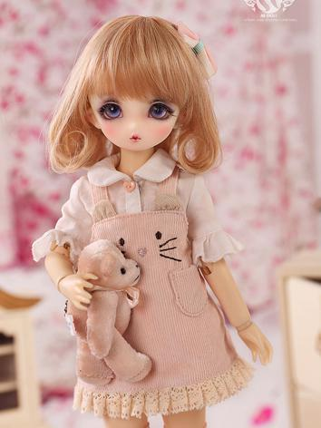 Bjd Clothes Kitty suspender...