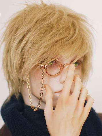 BJD Unilateral glasses for SD/70cm/MSD Ball-jointed doll