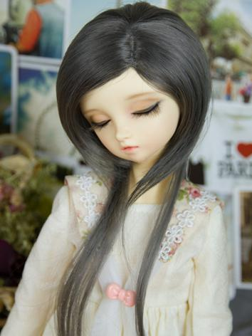 1/3 Wig Boy/Girl Dark Gray ...