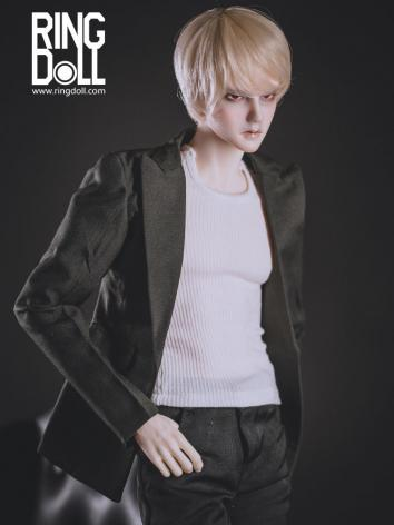 Bjd Clothes White Vest Rc70-63 for 70cm Ball-jointed Doll