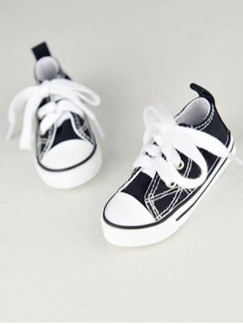 Boy/Girl Shoes Black Leisur...