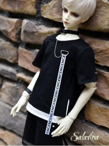 70cm Clothes Boy Wine Suit Outfits for 70CM Ball-jointed Doll