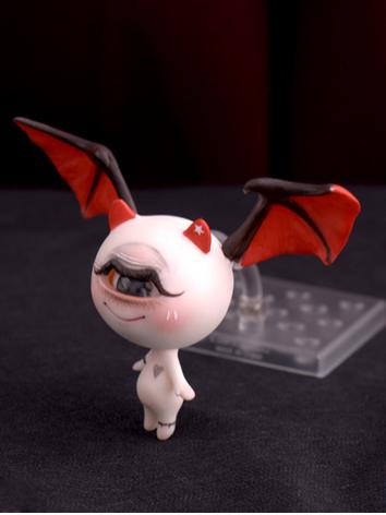 BJD Chibi Devil Pet Ball Jointed Doll
