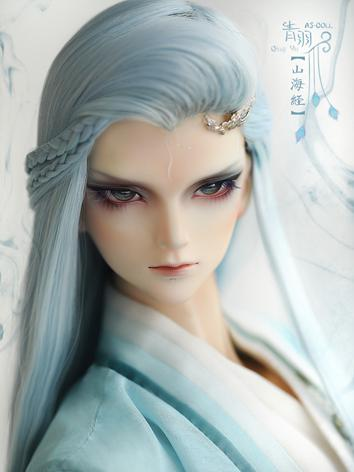 (AS Agency)BJD Qing Yu/The Classic of Mountains and Seas Boy 74cm Ball-Jointed Doll