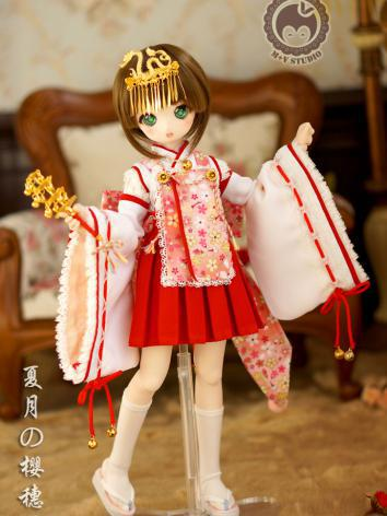 1/4 MSD Clothes Girl Suit f...