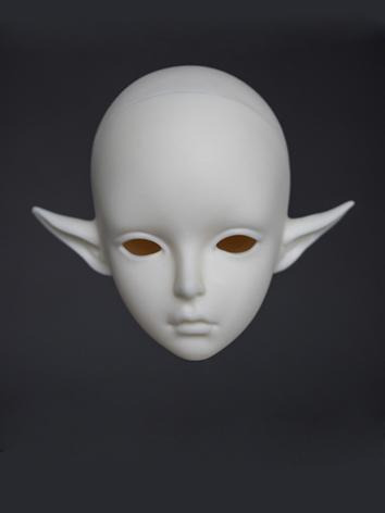 BJD Doll Head April Ball-jo...