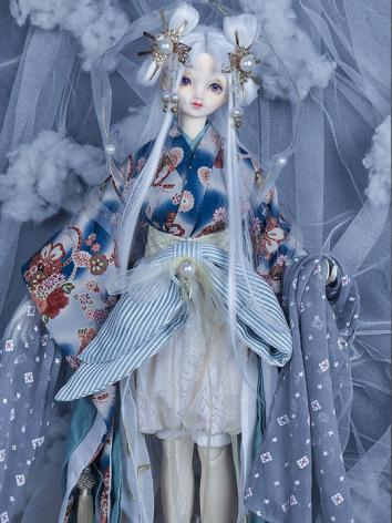 BJD XiaoJing Girl 65cm Ball...