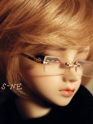 BJD Rimless Glasses for SD/70cm Ball-jointed doll