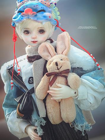 BJD 60 sets limited BJD Clothes Boy Suit 45YF-B004 for MSD Ball-jointed Doll