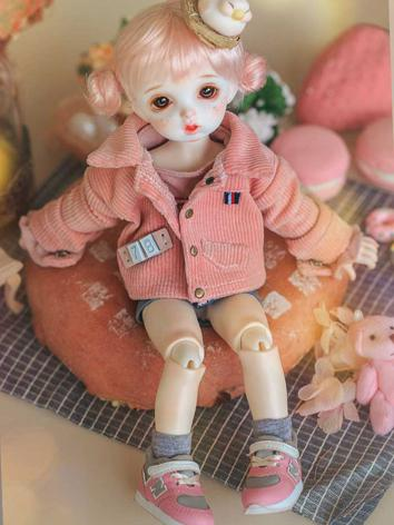 60 sets limited BJD Clothes Girl Suit 26YF-G004 for MSD Ball-jointed Doll