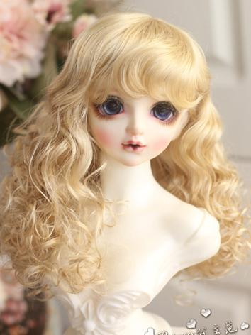1/3 Wig Girl  Gold/Brown Cu...
