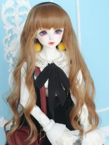 1/3 1/4 1/6 Wig Girl Brown ...