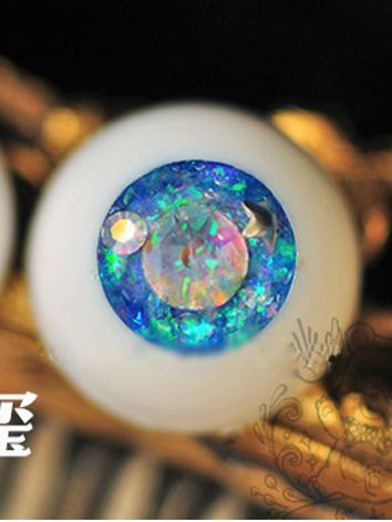 BJD EYES 12MM/14MM/16MM/18MM Sparkle Eyeballs Ball Jointed Doll