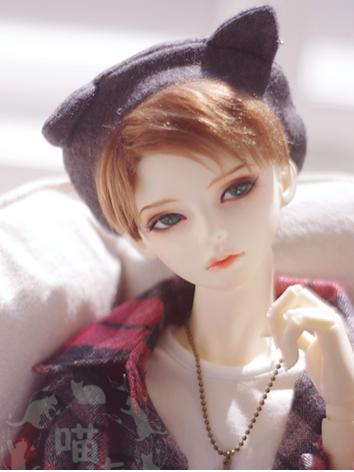 BJD Boy/Girl Black/Blue/Whi...