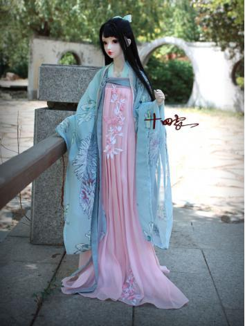 BJD Clothes Chinese Ancient...
