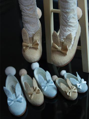 Bjd Shoes Female/Male Brown/Blue Cute Shoes for SD/MSD/YSD Size Ball-jointed Doll