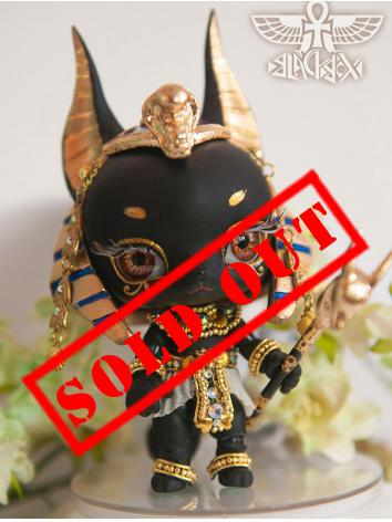 Legend Doll×Black Box Limited Time Edition 12cm Pet Anubis Ball Jointed Doll