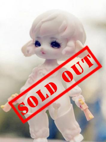 SOLD OUT「+SIO2+&LEGENDDOLL」12cm Pet Sheep Ball Jointed Doll