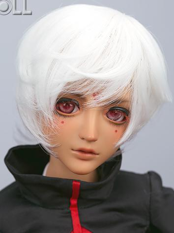 BJD Wig Hair 1/3 Size Wig Rwigs60-70 Ball-jointed Doll