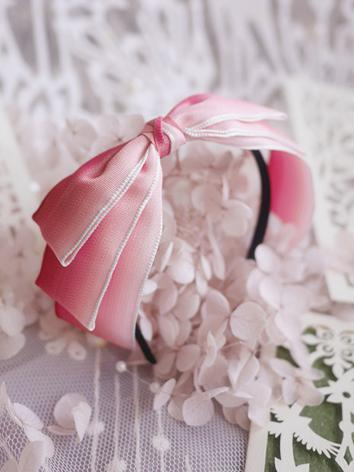 BJD Hair Decoration Hairpin Pink Hairband Stick for SD/MSD/YOSD Ball-jointed doll